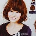 甜姐兒氣質日系髮型空氣感燙髮分享