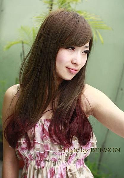 2011夏日流行髮型~雙層技術染.jpg