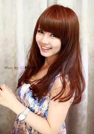 2011今季夏日亮眼蜜糖橘色調@小亞麻豆更顯白皙亮麗魅力