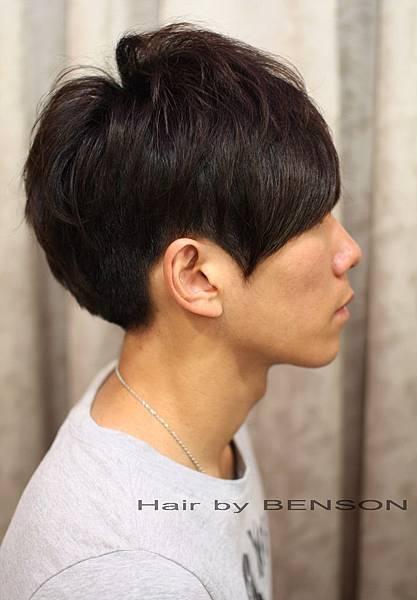 2011年夏日超人氣型男流行髮型款by尚洋BENSON