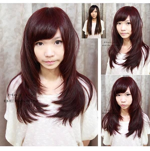 黑櫻桃莓果色~2012新寵兒髮色.jpg