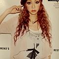"""NEW~2011秋冬歐風日系風潮""""三管電棒""""雜誌麻豆新登場"""