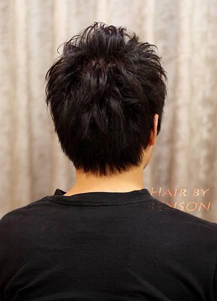 喬涵型男韓風造型剪髮