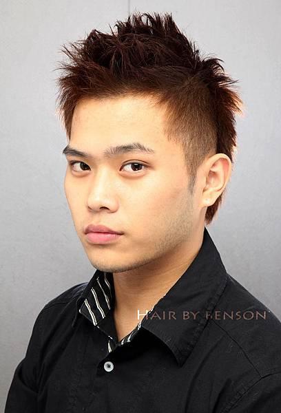 超人氣小資最愛型男髮型@尚洋BENSON