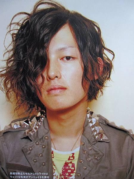 2012年最新日系潮流髮型特集分享@尚洋BENSON流行髮型資訊