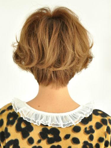 2012年短髮美眉酷炫風格燙染設計髮型A-3.jpg