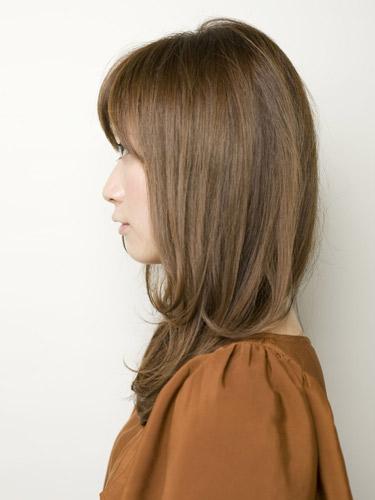 日系風格女生長捲髮型+綠茶棕色調A-2.jpg