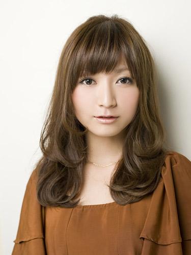 日系風格女生長捲髮型+綠茶棕色調A-1.jpg