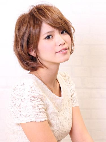 2012年可愛風格鮑伯燙髮設計髮型A-3.jpg