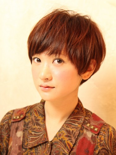 2012年日系短髮巧克力杏色髮型A-1.jpg