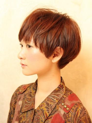 2012年日系短髮巧克力杏色髮型A-2.jpg