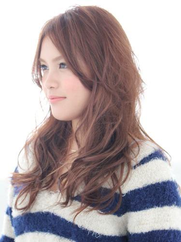 2012年早春日系人氣髮色@棕紅色調A-2.jpg