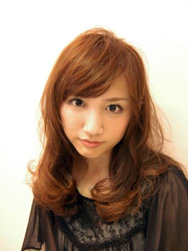 2012年早春日系光澤感橙金髮色A-1.jpg
