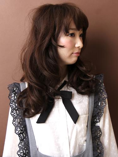 2012年早春流行日系娃娃髮型@栗棕髮色調A-2.jpg