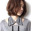 2012年早春流行日雜少女系鮑勃髮型@灰棕髮色A-2.jpg