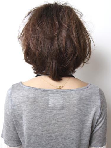 2012年早春流行日雜少女系鮑勃髮型@灰棕髮色A-3.jpg
