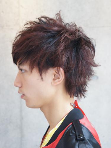2012年初春型男混搭設計潮流燙染髮型A-2.jpg