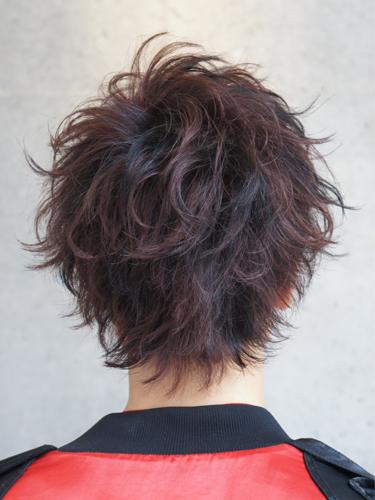 2012年初春型男混搭設計潮流燙染髮型A-3.jpg