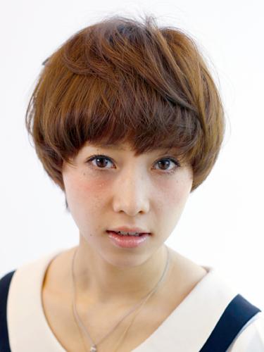 2012年春夏短鮑勃可愛風格髮型設計A-1