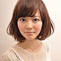 2012年春夏質感柔美BOB髮型設計A-1