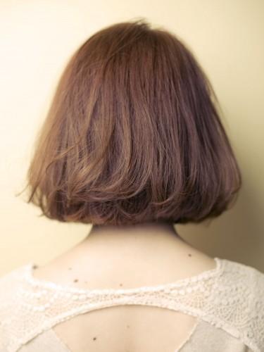 2012年春夏日系潮流感鮑勃蓬鬆髮型設計A-3