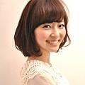 2012年春夏質感柔美BOB髮型設計A-2