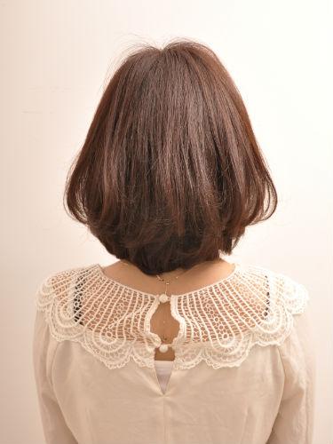 2012年春夏質感柔美BOB髮型設計A-3