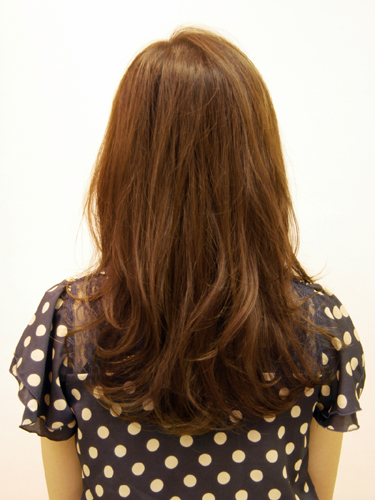 2012年春夏捲曲氣質風格髮型B-3