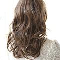2012年春夏波浪感蓬鬆捲燙髮髮型A-3