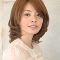 2012年日系春夏髮型@蜜棕色鮑勃知性感風格造型A-2