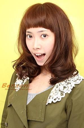 2012夏日流行髮型@短圓弧咩咩頭by尚洋成都店班森