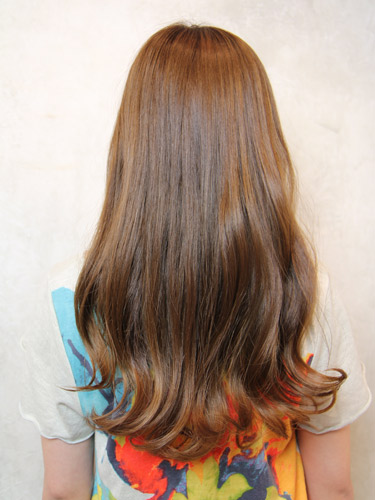 2012年夏季日系潮流髮型自然圓弧造型+亞麻髮色調A-3