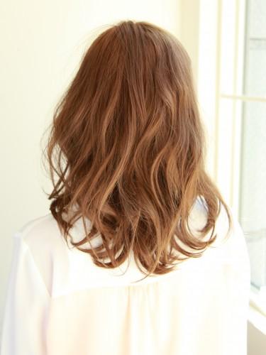 2012年夏季日系潮流髮型蓬鬆感捲髮造型A-3