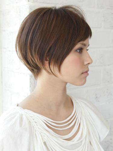 2012年夏季日系鮑伯區塊設計剪髮型A-2