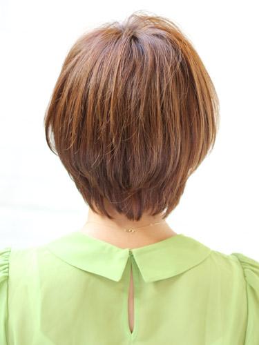 2012年夏季短髮鮑伯俏麗髮型A-3