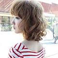 2012年夏季日雜麻豆潮流髮型自然乾燥感髮色A-2