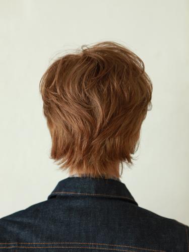 2012年夏季男生髮型漂髮處理淺色調分享A-3