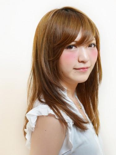 2012年夏日明亮光澤感髮色~日系潮流風格髮型分享A-2