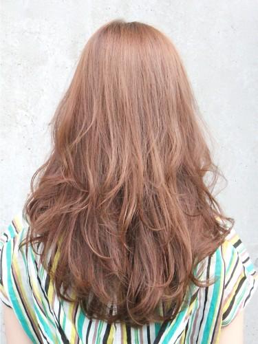 2012年蓬鬆感風格捲髮燙髮日系髮型分享A-3
