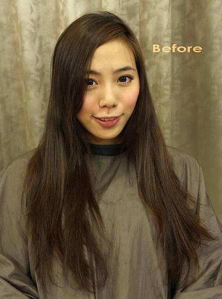 優質溫碩燙出輕盈無造作的捲度@美式休閒風格髮型