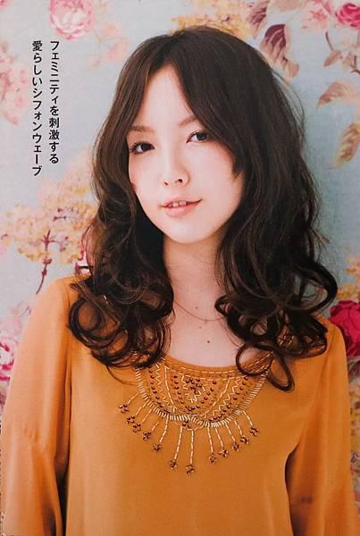 西門町尚洋髮型班森設計師/副經理分享日系長髮女生髮型圖片
