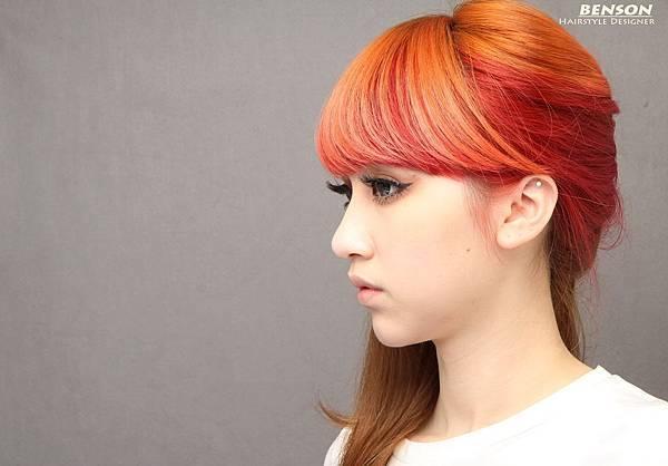 美眉們不可錯過【超級妝髮造型】伴娘造型也適用-