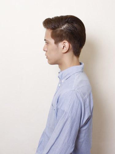 【都會型男】休閒,時尚,都會風格髮型A-2