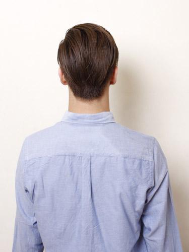 【都會型男】休閒,時尚,都會風格髮型A-3