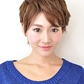 【簡單易打理】自然可愛的短髮髮型A-1