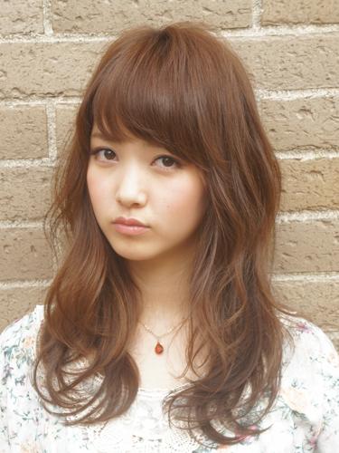 【日系可愛髮型】增添髮量感的鬆軟捲度燙髮調整A-1