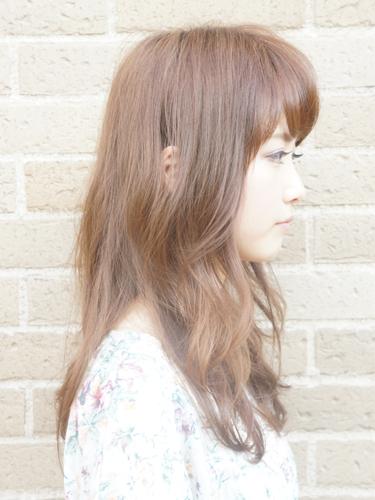 【日系可愛髮型】增添髮量感的鬆軟捲度燙髮調整A-2
