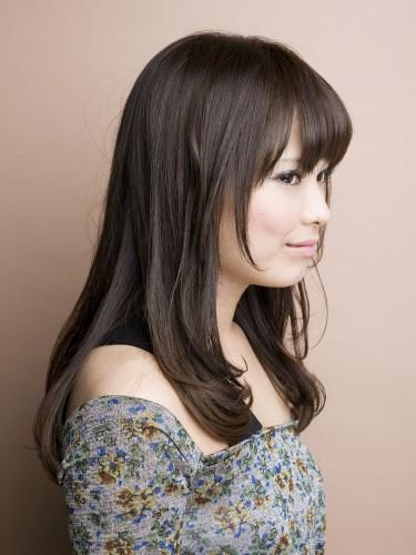 【日系髮型】迷濛女孩的摩卡棕風格髮色-長髮型A-2