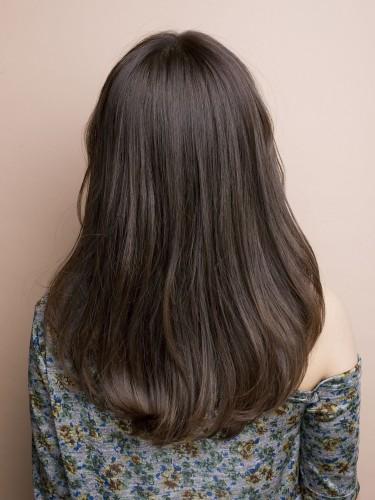 【日系髮型】迷濛女孩的摩卡棕風格髮色-長髮型A-3