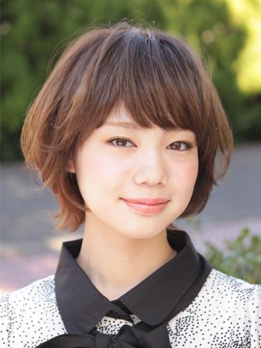【燙髮造型】自然,鬆軟的日系簡單風格設計燙髮調整A-1